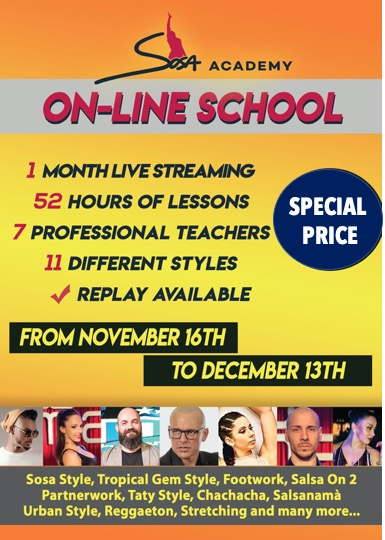 SPECIAL PACKAGE - 7 TEACHERS - 52 LESSONS