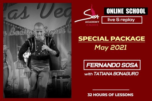 course by Fernando Sosa month may 2021